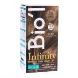 کیت رنگ موی Bio'l شماره 8.83 بلوند شکلاتی عسلی روشن