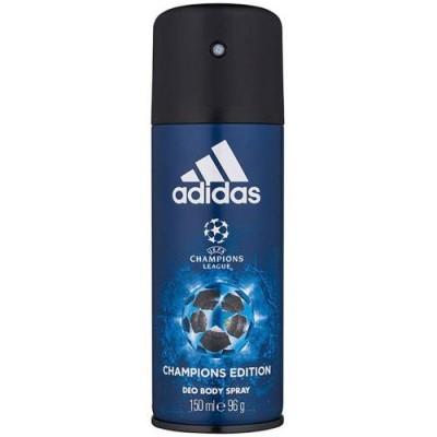 اسپری مردانه آدیداس مدل Champions League حجم 150 میلی لیتر