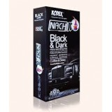کاندوم کدکس مدل Black Dark بسته 12 عددی